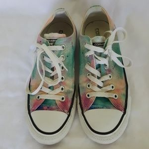 Converse All Star Watercolor Sneakers W 7 / M 5